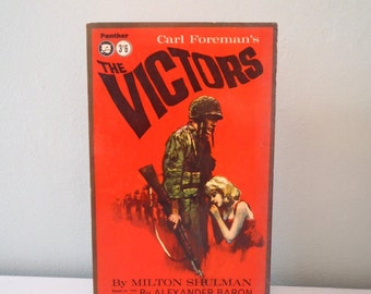Vintage book The Victors Milton Schulman