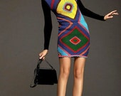 CROCHET FASHION TRENDS - exclusive crochet dress - made to order