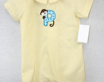 291699 - Baby Boy Clothes ~ Newborn Boy ~ Baby Bubble Romper ~ Baby Clothes ~ Newborn Romper - Childrens Clothes - Baby Boy Romper