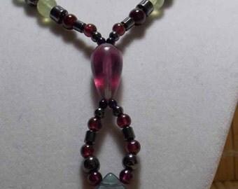 Drop Loop Necklace