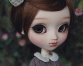 OOAK Pullip Head Custom - by Happydolly