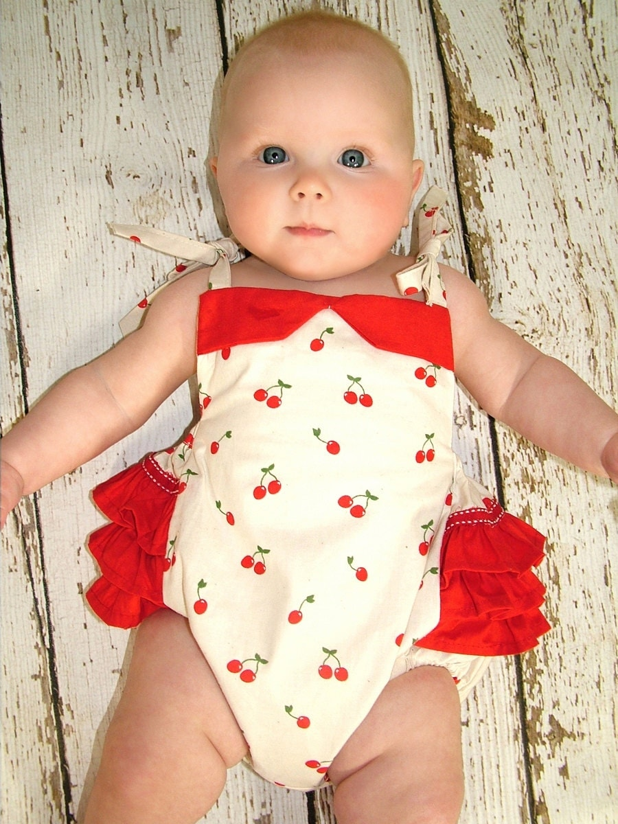 Baby Girl Romper Pattern Ruffle Romper Toddler Pattern