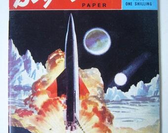 Vintage Boy's Own Magazine, Jan 1961