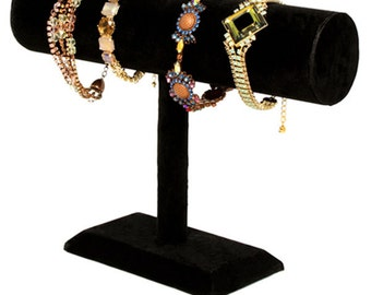 Bracelet Display Stand Black or White
