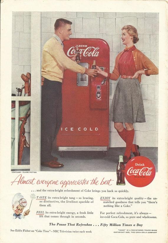 buying a soda vending machine