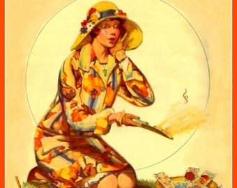 Farmer's Wife Magazine Cover May 1930 Print