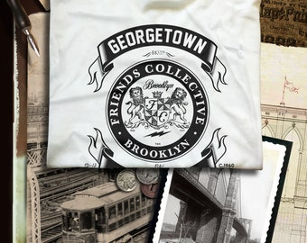 Georgetown Brooklyn N.Y.  T-shirt