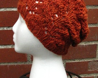 Colorful Lace Beanie