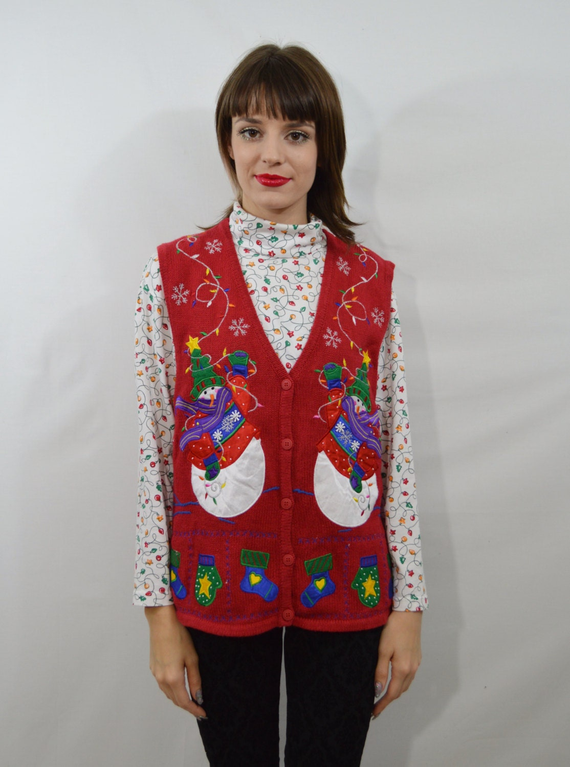 Cheap tacky christmas sweater