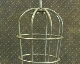 Vintage Trouble Light Cage - Vintage Steampunk Crafting Parts
