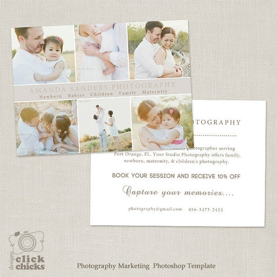 how make a free marketing postcard using templates