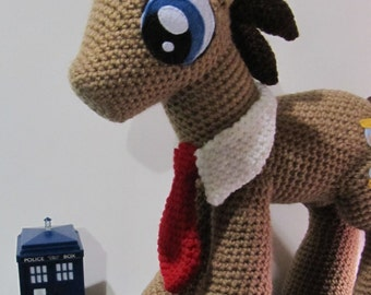 Doctor Whooves 10th Pattern - My Little Pony