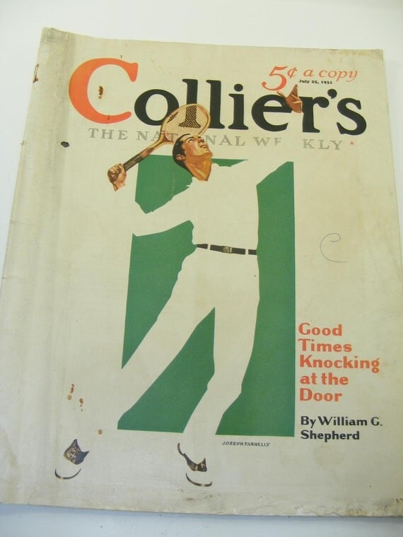 1942 Colliers May 23 - Ben Hogan;University of Arizona Polo; Tommy Dorsey Band