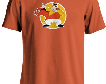 The Cannonball Run - Dom DeLuise Captain Chaos T-shirt