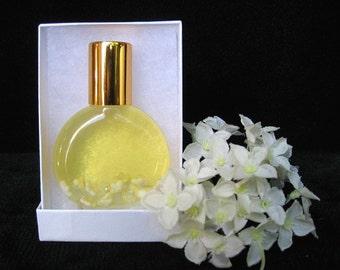 JASMINE PERFUME. Roll-on Perfume containing Jasmine Essential Oil. 15 ml.