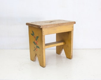Popular Items For Wooden Stool On Etsy