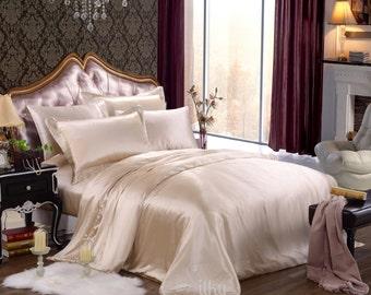 Popular Items For Silk Bedding Set On Etsy
