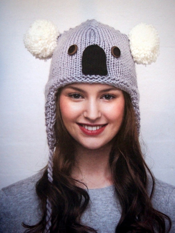 Animal Hat Knitting Patterns : Animal Hats 15 Patterns To Knit And Show Off By Vanessa