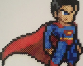 Superman Bead Sprite