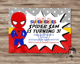 Wonder Woman Birthday Invitations was awesome invitations design