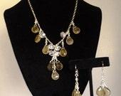 sterling silver, 925 sterling silver, silver necklace, gemstone, dangle earrings, silver chain, sterling silver wire, weddings, handmade