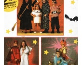 Simplicity Sewing Pattern 8283 Halloween costumes  Child's costume  Size:  A  - S,M,L