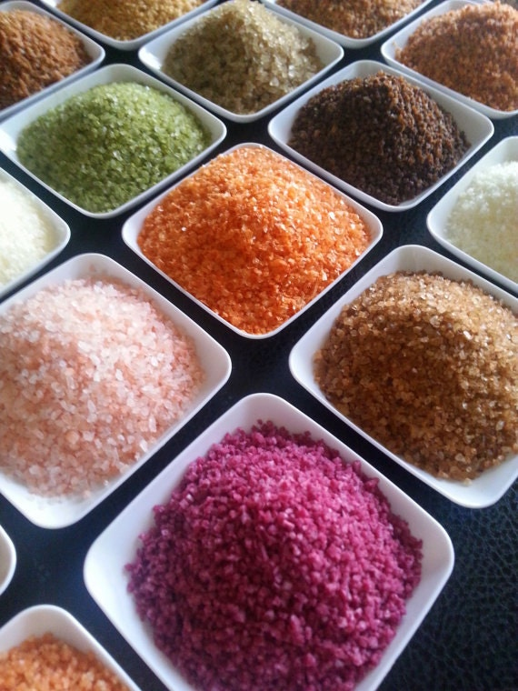 Flavored Sea Salts
