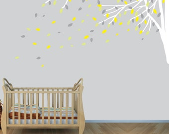 Cc Etsy - Yellow wall decals