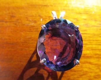 Wonderful Purple Amethyst AAA 21.04 Pendant