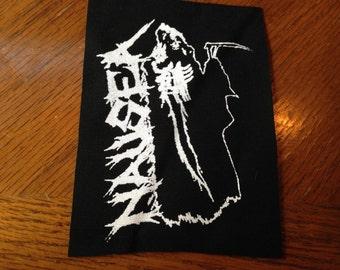 Nausea Punk Patch