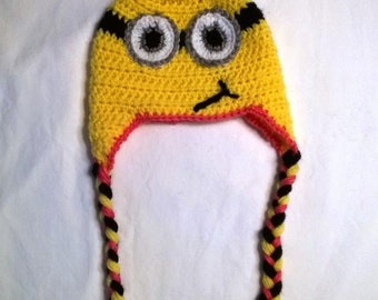 Little Minion Hat