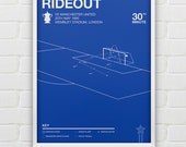 Paul Rideout vs Manchester United Giclee Print -- [4]