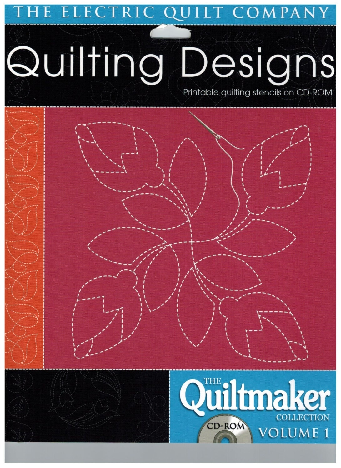 Quiltmaker Quilting Designs Cd : Quiltmaker s Volume 1 Quilting Designs from The Electric