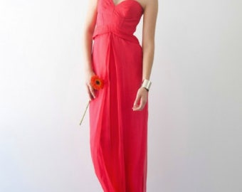 Strapless Gown SAMPLE SALE