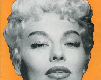 Magazine  -  Modern Man Magazine from 1955 featuring Burlesque Stripper Gal: Lili St. Cyr on the cover  Wild Beautiful Women   - mature