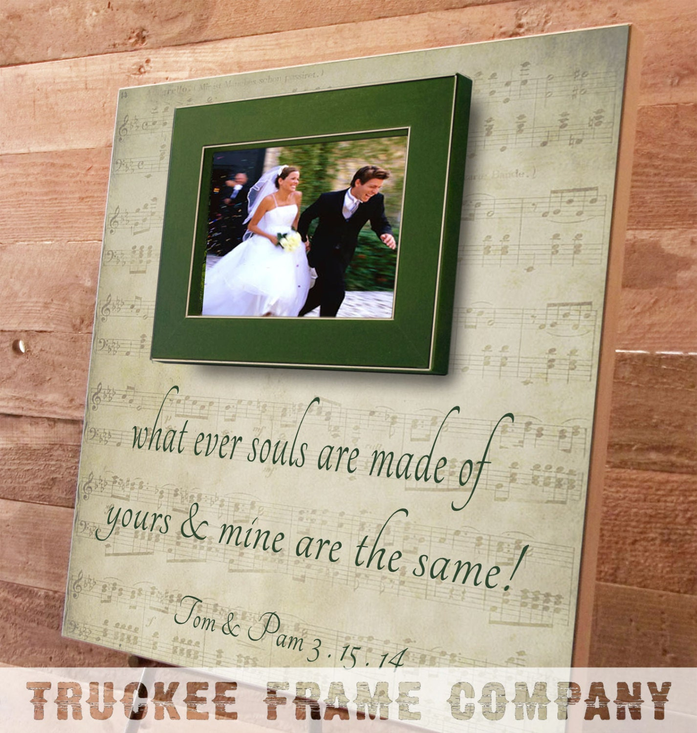 Wedding Gifts For Bride And Groom Personalized : Gifts for the Bride and Groom Wedding Present Personalized
