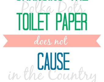 Popular Items For Bathroom Printable On Etsy
