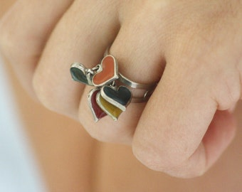 Colourful Ring