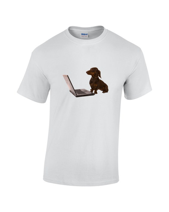 Teckel dog t shirt tee direct to garment by freakytshirtshop for Direct to garment t shirts