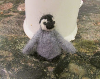 Made to Order Needle Felted Penguin