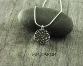 Love Sparks Fine Silver Pendant Necklace – As Seen on The Vampire Diaries Season Six Finale
