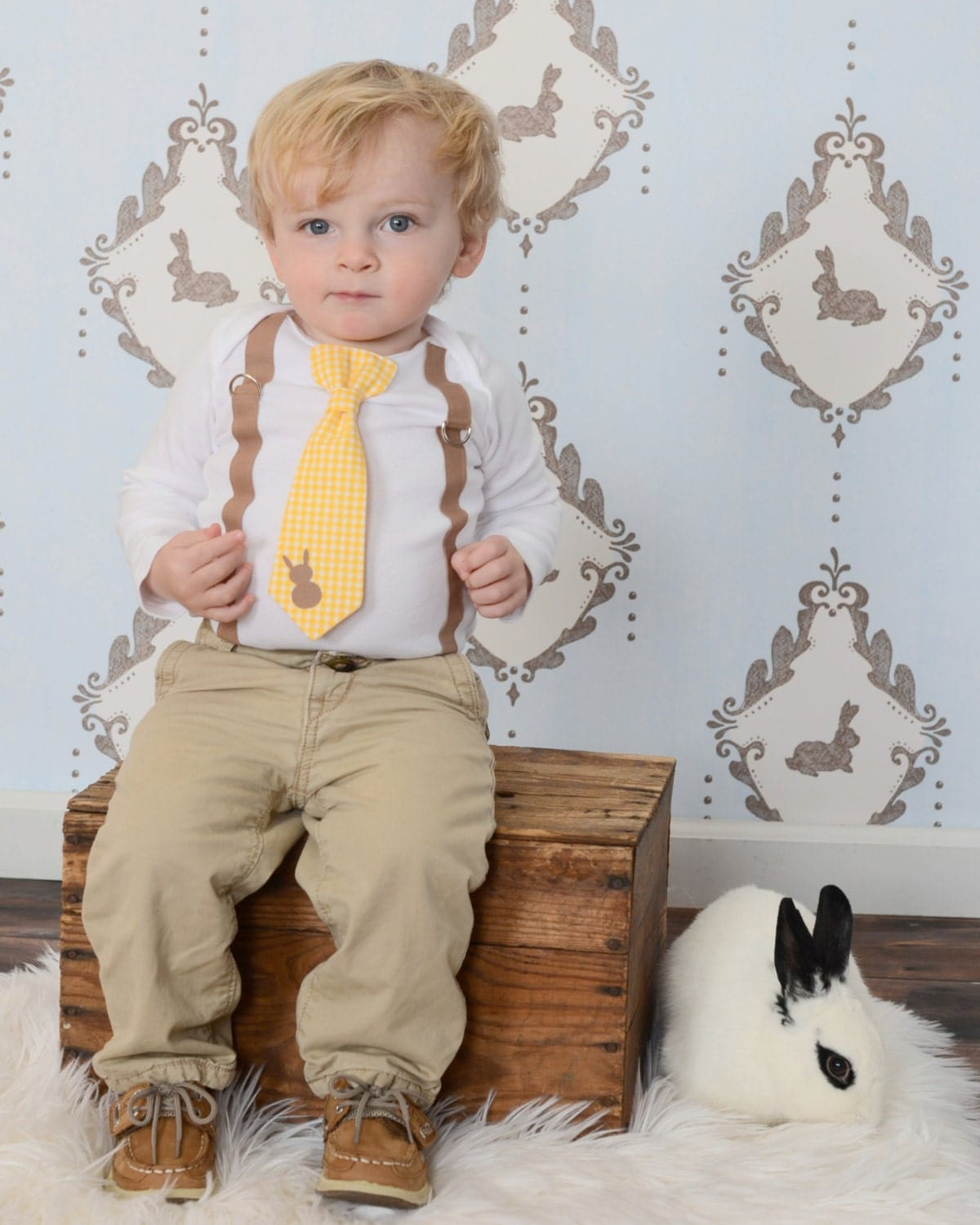 You searched for: baby boy easter! Etsy is the home to thousands of handmade, vintage, and one-of-a-kind products and gifts related to your search. No matter what you're looking for or where you are in the world, our global marketplace of sellers can help you find unique and affordable options. Let's get started!