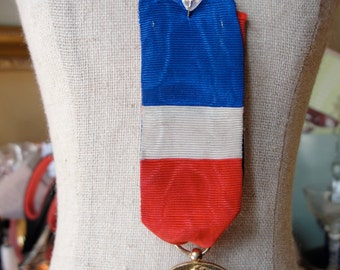 French Medal from Paris, France