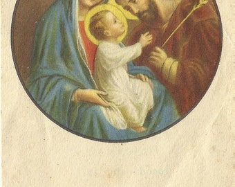 Holy Family - Special Price