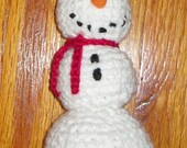 Sweet Snowy the Snowman ~ Holiday decor or Seasonal Toy