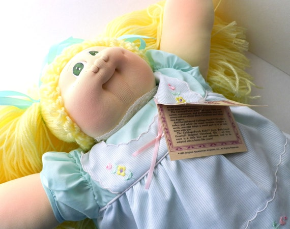 The Cabbage Patch Kids Twisted History - Yahoo