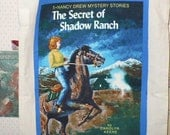 Teacher Bag, School Bag, Nancy Drew, Secret of Shadow Ranch, Collector Bag