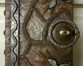 Hocus Pocus Spell Book with Magnetic Closure