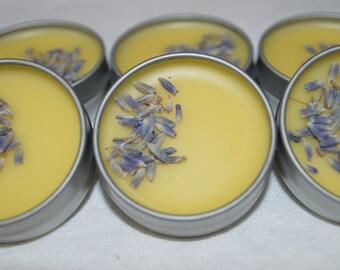 Peppermint Lip Balm, Natural Lip Balm, Lavender Flowers, Flora Metaphor