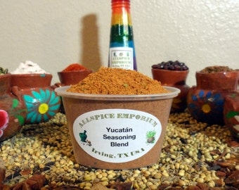... Blend, Mexican La tin Spice, Handmade Homemade Gourmet Food Gift